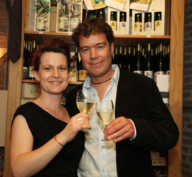 Pinot Noir, Auxerrois - Pinot Brut - Wijngoed Thorn - Maasvallei - Nederland