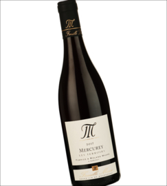 Pinot Noir - Bourgogne Mercurey  Les Terroirs - Fabrice & Roland Masse