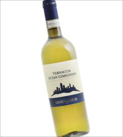 Vernaccia di San Gimignano - Toscane, wijnhuis Geografico