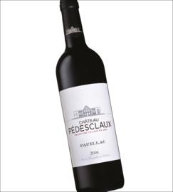 Cabernet Sauvignon, Merlot, Cabernet Franc, Petit Verdot - Château Pédesclaux, Pauillac, Grand Cru Classé 1855 - 2016, Bordeaux