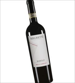 Nebbiolo - Barolo 'Bricco Ambrogio' 2014  Negretti,  Piemonte