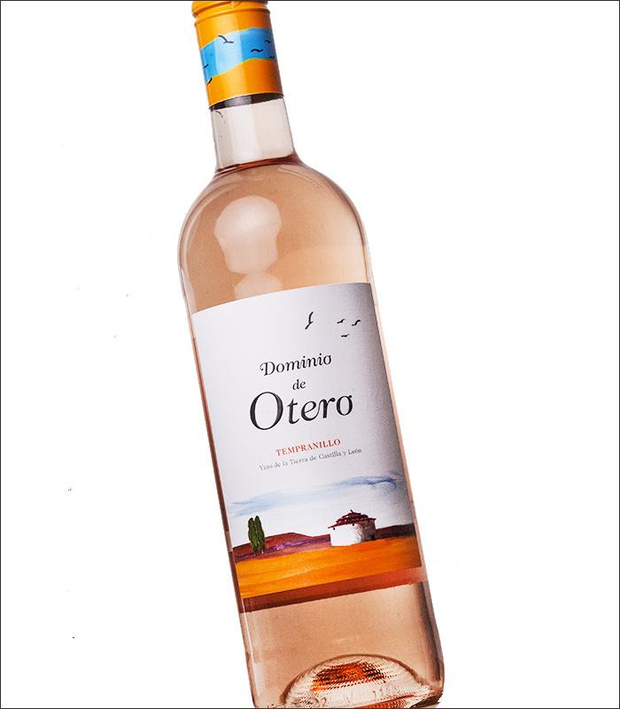 Tempranillo - Rosé  Dominio de Otero - Castilla y Leon