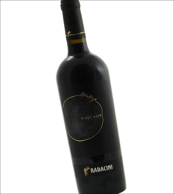 Pinot Noir - wijnhuis Radacini - Moldavië