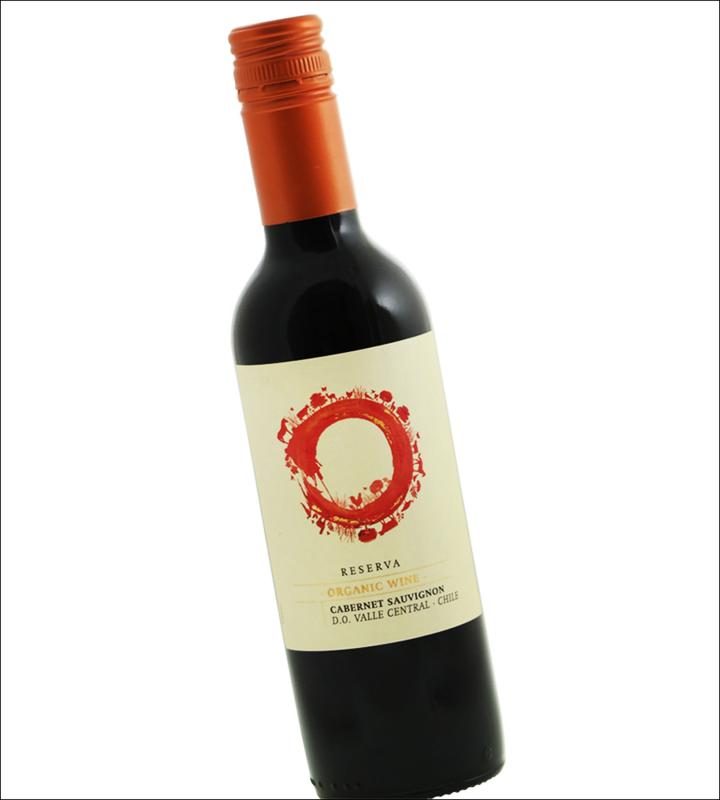 "Cabernet Sauvignon - Vinedos Emiliana ""O"" - bio - 0,375L"