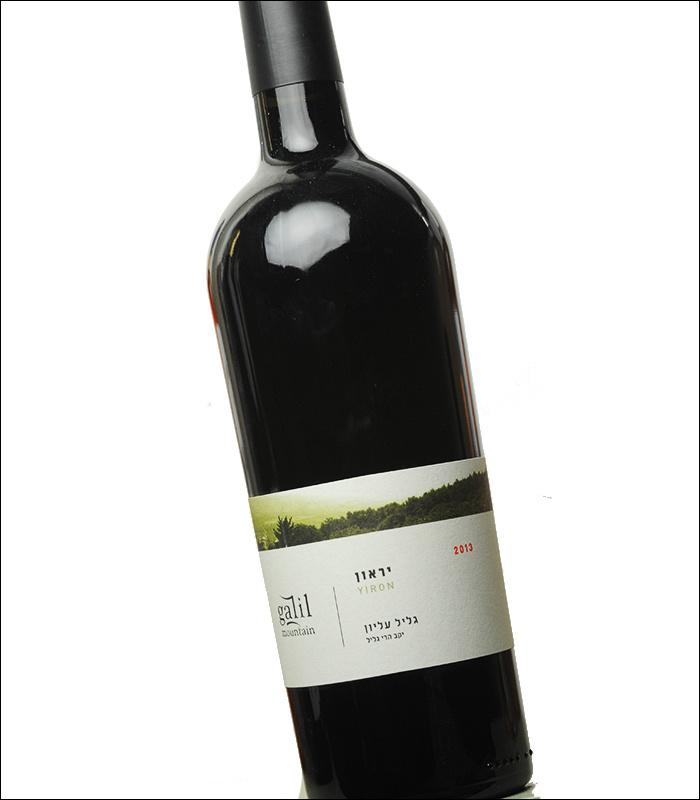 Cabernet Sauvignon, Syrah, Petit Verdot, Merlot - Yiron - Galil Mountain Winery - Israel