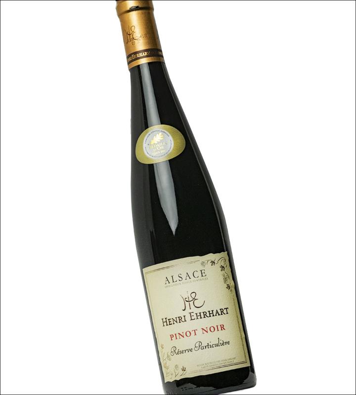 Pinot Noir - Henri Ehrhart  Elzas