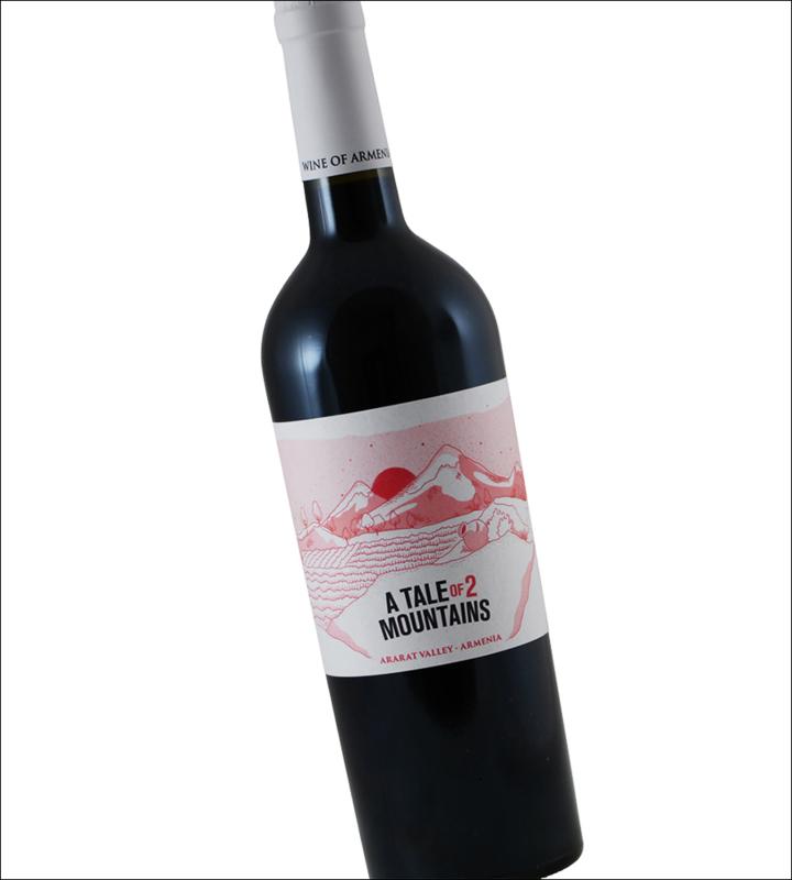 Areni, Malbec - A Tale of 2 Mountains, Karas Winery - Armenië