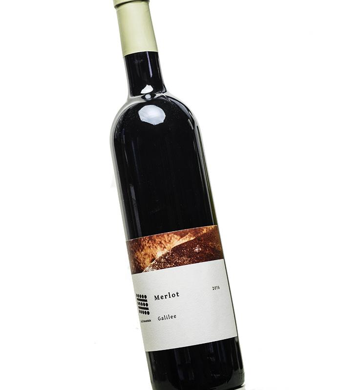 Merlot - Galil Mountain Winery - Israel