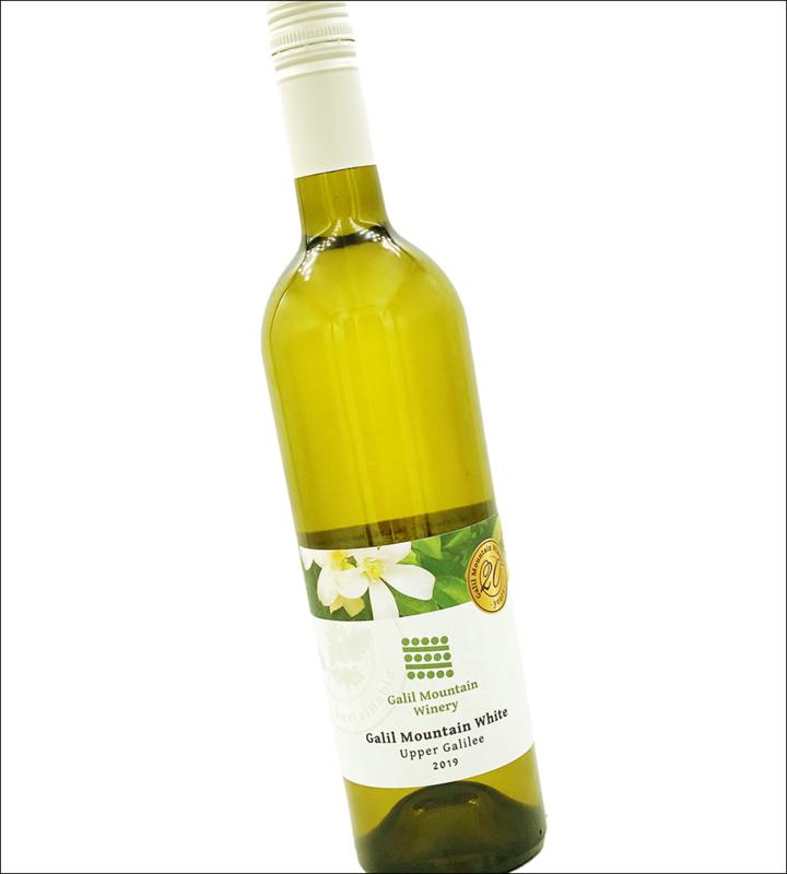 Viognier, Sauvignon - White  - Galil Mountain Winery  Israel