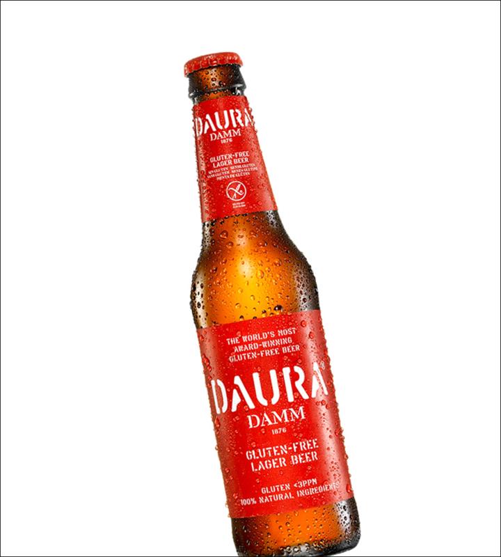 Daura Damm - Estrella glutenvrij bier
