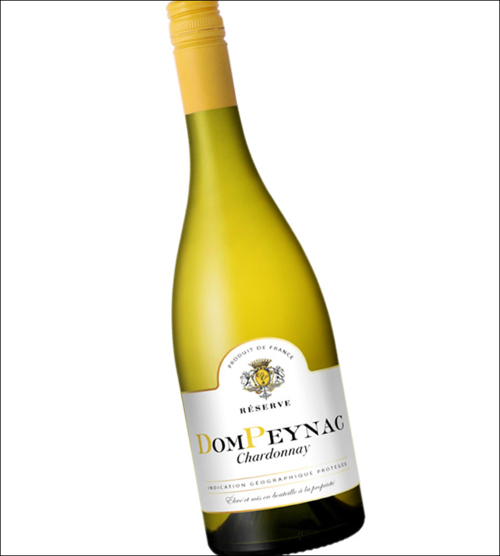 Chardonnay - DomPeynac, Languedoc - vatgerijpt - bio