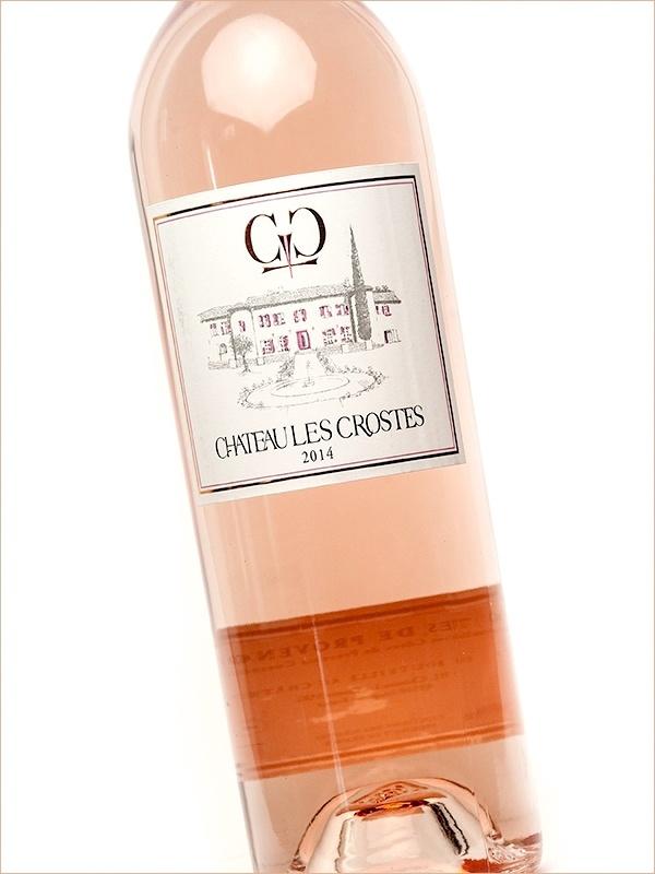 Grenache  Cinsault - Chateau Les Crostes Provence rosé