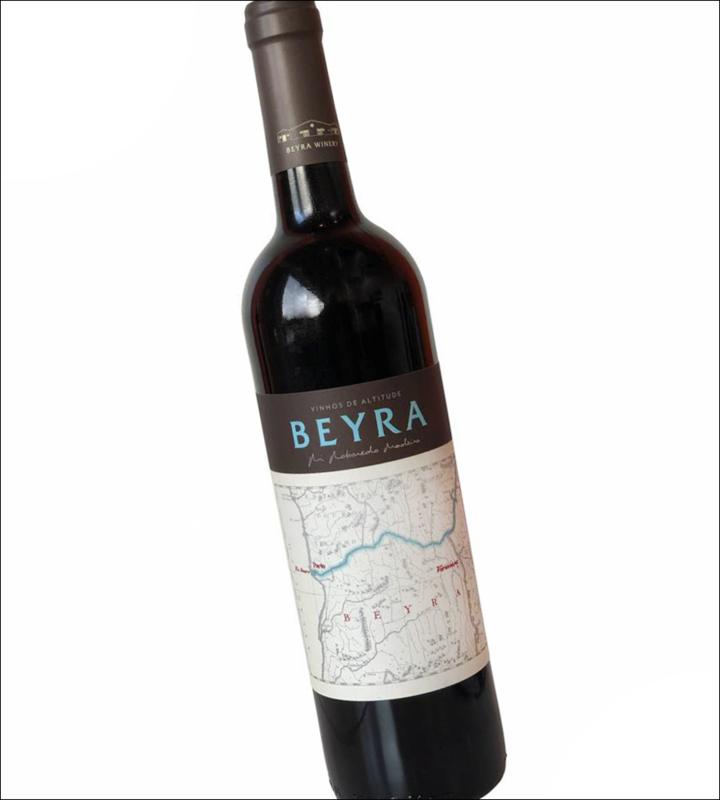 Tinta Roriz, Jaen - Beyra Vinhos De Altitude - Beira
