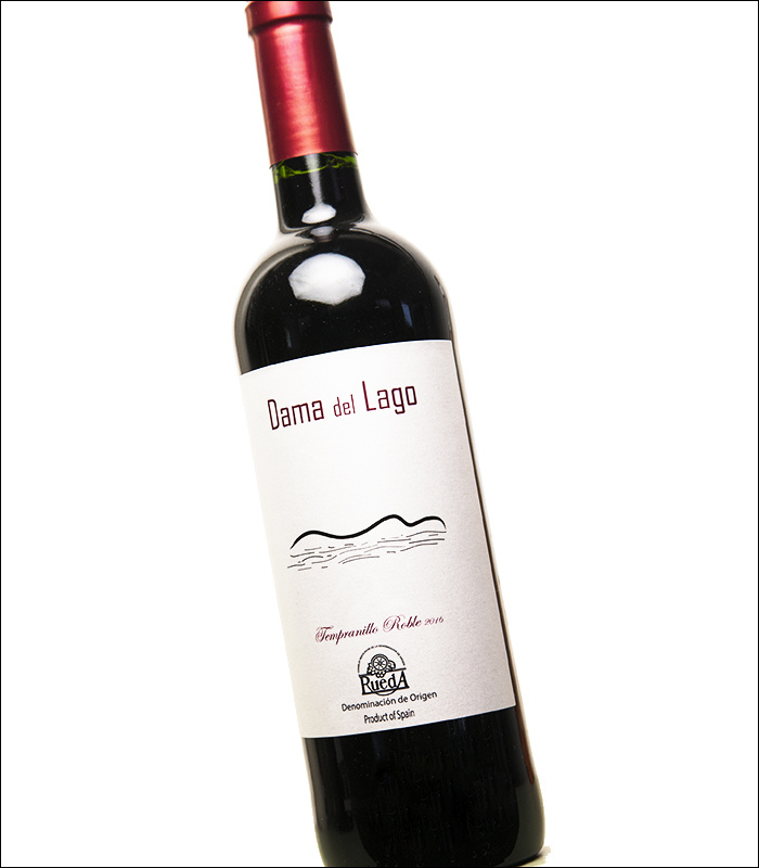 Tempranillo - Dama del Lago - Roble - Castilla Y Leon