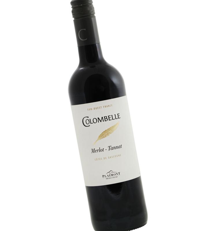 Merlot, Tannat - Colombelle, Gascogne - Plaimont Producteurs, ZW Frankrijk