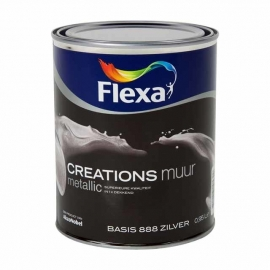 Flexa Creations Metallic Muurverf