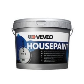 Veveo Collix Housepaint Matt Wit - 10 liter