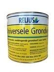 Relius Universele Grondverf - 2,5 Liter