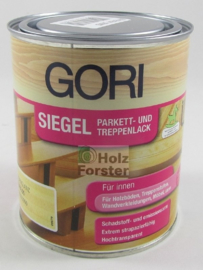 Gori  Parket & Trappenlak  Acryl Zijdeglans - 5 Liter -