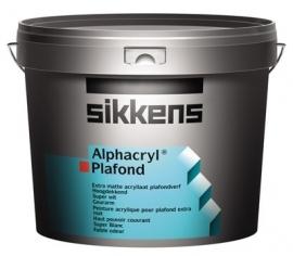 Sikkens Alphacryl Plafond | Vanaf 5 Liter