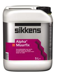 Sikkens Alpha Muurfix | 5 Liter