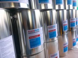 Floorpaint Nederland - Betoncoating - RAL 7045 | 20 Liter