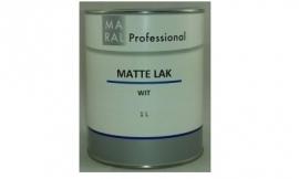 Maral Matte Lak | Vanaf 0,5 Liter