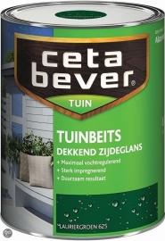 CetaBever Tuinbeits - 3 Liter - Crèmewit/Woudgroen
