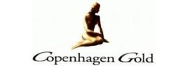 Copenhagen Gold - Rond - Verschillende maten