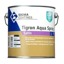 Sigma Tigron Aqua Spray Satin