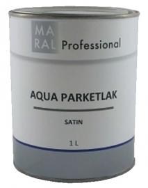 Maral Aqua Parketlak - Mat of Zijdeglans