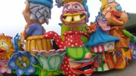 Carnavalsverf Waterbasis