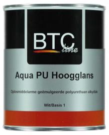 BTC Aqua PU Hoogglans/Zijdeglans