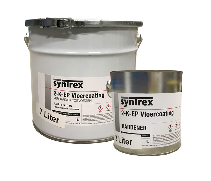 Syntrex 2-K-Epoxy Vloercoating - 10 Liter -