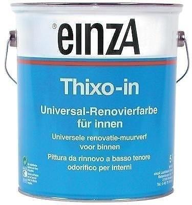 EinzA Thixo-In - 2,5 Liter - Isolerende Muurverf