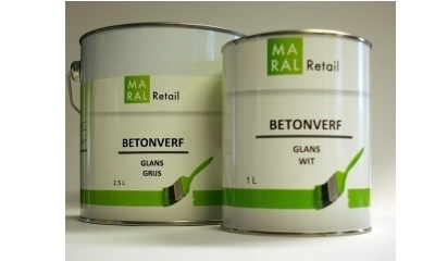 Maral Betonverf -  1 & 2,5 Liter -