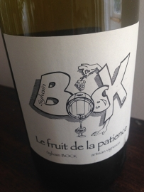 Le fruit de la patience 2014