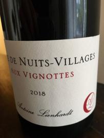 """Côte de Nuits-Villages """"Aux Vignottes"""" 2018"""