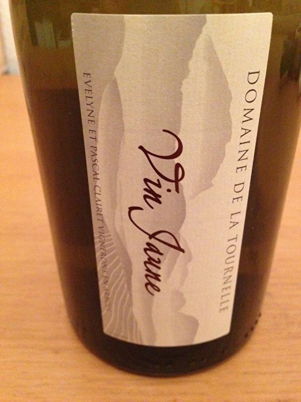 Vin jaune 2008