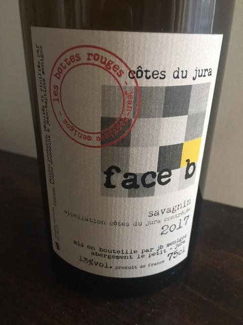 Face B 2018