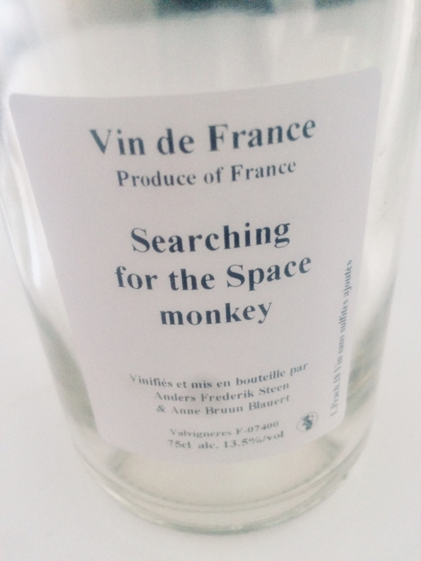 Searching for the space monkey 2018