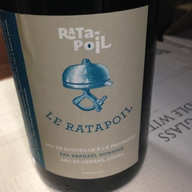 Ratapoil rouge 2015