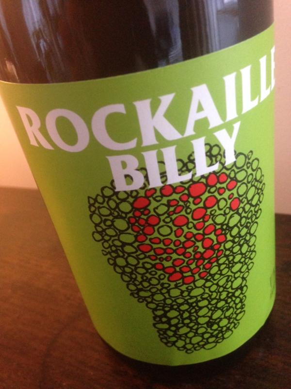 No Control, Rockaille Billy 2016