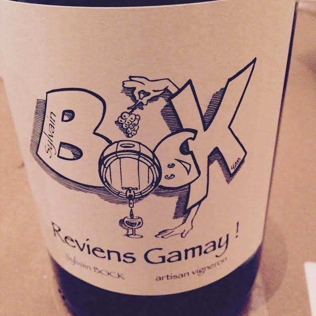 Reviens gamay 2018