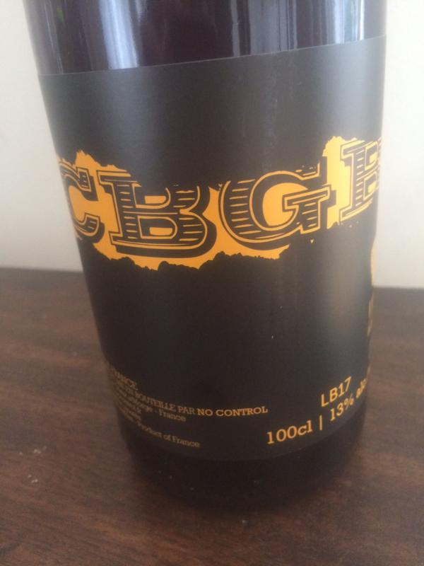 CBGB 2017