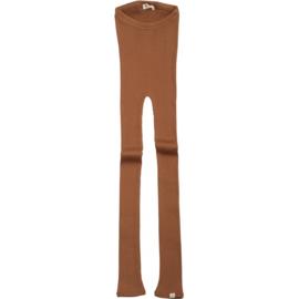 Minamalisma broekje/legging - rooibos