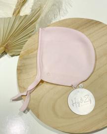 Wedoble bonnet - pink soft