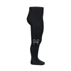 Condor maillot met strik - zwart