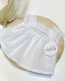 Valentina blouse - blanco