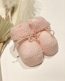 Coccoli babyslofjes - rosa